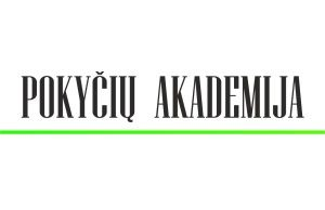 pokyciu akademijos