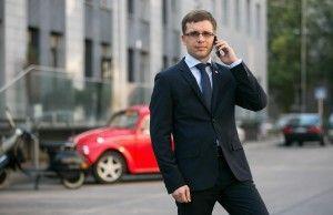 Advokatas Karolis Rugys