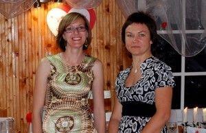 Rūta Vitkevičienė ir Irma Pikienė