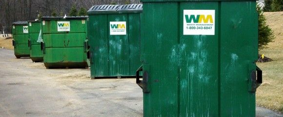 komunalines atliekos