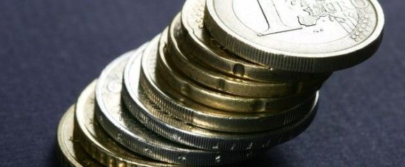 euru monetos