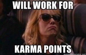 will-work-for-karma-points