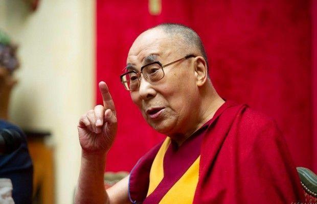 Dalai Lama Vilniuje