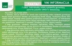 2018 10 15 GPM313 priminimas užmaršiems_versli mama