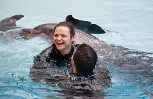 Evelina_delfinu terapija_versli mama