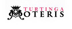 Turtinga moteris_logo