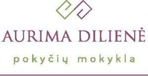 Aurima Dilienė Logotipas versli mama