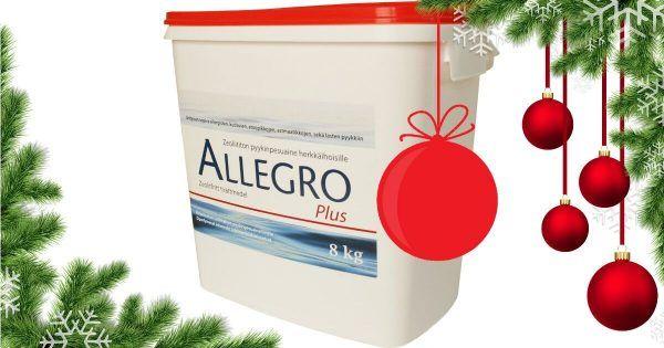 Kalėdinis Allegro_versli mama parduotuvė