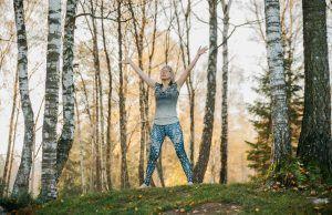 Jolanta Ramonienė versli mama Nirvana Fitness