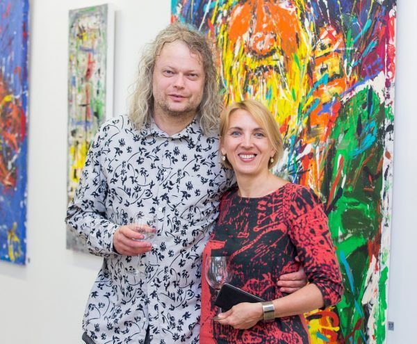 Vytautas Tomaševičius_žmonos galerija_versli mama parduotuvė