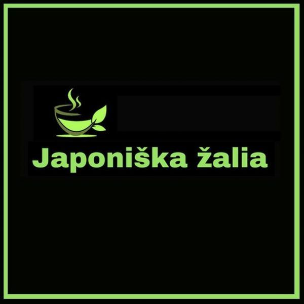 Japoniška žalia_logo_versli mama