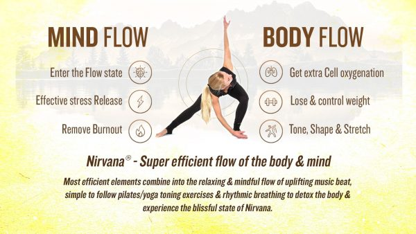 nirvana fitness versli mama