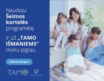 Šeimos kortelė_programėlė_versli mama