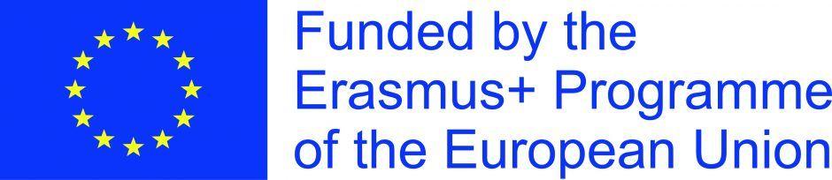 Erasmus+ logotipas